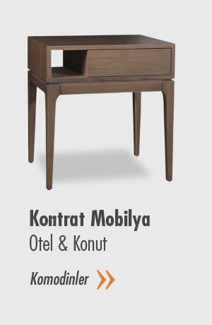 Kontrat Mobilyalar - Otel & Konut - Komodin