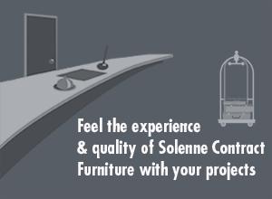 Solenne kontrat mobilya tecrübesini ve kalitesini projelerinizde hissedin