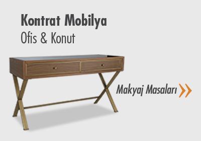 Kontrat Mobilyalar - Ofis & Konut - Makyaj Masaları